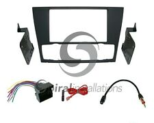 BMW 3 Series 2006-2013 Radio Stereo Dash Kit Combo DD + Wire Harness + Antenna