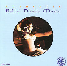 Authentic Belly Dance Music FREE Shipping Like New CD