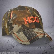 Harley Davidson HOG Ball cap NEW NICE NWT CAMO NEW