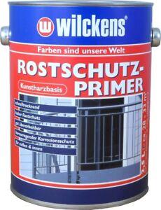 2,5 Liter Wilckens Rostschutz Primer Grundierung Grau 7,12 €/L