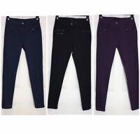 Next Stretch Skinny Jeans 3 Colours Size 6 - 20 Pet, Reg, Long & X/L (n-55h)