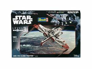 Revell Star Wars ARC-170 Fighter 1:83 Model Kit - 03608
