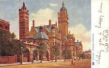 POSTCARD  LONDON   Imperial  Institute                    Tuck