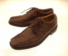 Bostonian 2 Pod Comfort Brown Leather Lace Dress/Casual Oxford Shoes Size 13 M