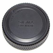 Original Sigma Nikon F AF-S Rear Lens Cap for 8mm 12mm 10-20mm 12-24mm