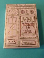 Flourish Playing Cards Deck by Dan and Dave; Art of Play; New Sealed