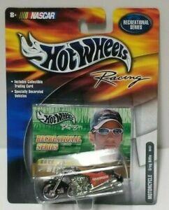 2000 Hot Wheels Racing Recreational Motorcycle Greg Biffle #16 Grainger