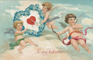 VALENTINE'S DAY – Arrow in Heart To My Valentine