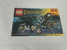 Lego Lord Of The Rings 9470 Manual Only