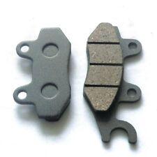 Paar Bremsbeläge für 2-Kolben Bremssattel Baotian Jonway China Roller Bremsbelag