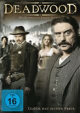 DEADWOOD S2 (TIMOTHY OLYPHANT, IAN MCSHANE, MOLLY PARKER,..) 4 DVD NEU