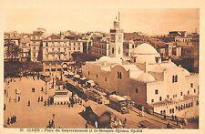 BF8721 place du gouvernement et la mosquee djema djedi algeria    Algeria