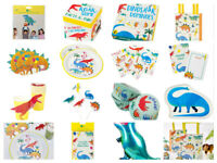 Party Dinosaur Birthday Talking Tables Garland Banner Pinata Foil Latex Balloons