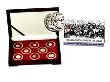 The Legacy of Alexander the Great,A History in 8 Coins of the Greek World, Boxed