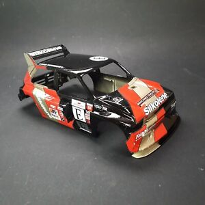 6R4 TT02 10th Rally Body 190MM Tamiya chassis tt01 tt02 tl01 ta03