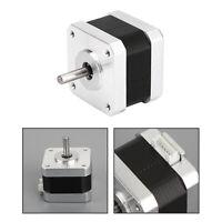 3D Printer Two Phase 42-34/42-40 1.8°Angle RepRap 42mm Stepper Motor For Ender-3