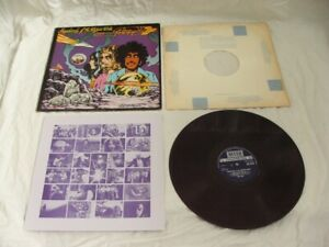 THIN LIZZY VAGABONDS OF WESTERN WORLD - BARELY PLAYED 1st UK PRESS - TITLE ERROR