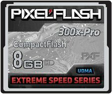 8GB CompactFlash CF Memory Card Sony Alpha DSLR-A350 High Speed DSLR Upgrade