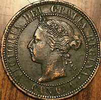 1900H CANADA LARGE CENT LARGE 1 CENT PENNY