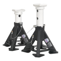 Sealey Axle Stands (Pair) 7tonne Capacity per Stand Short - AS7S