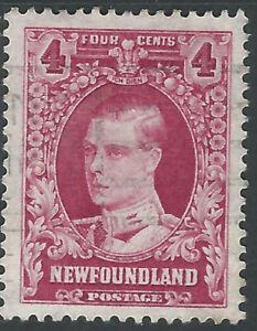 Bigjake: Newfoundland #175, 4 cent Prince of Wales