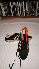 Vintage Nasl Soccer Shoes 9 Adidas 1970S Made In France Tongue Has A Cut In It