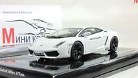 Scale model car 1:43 Lamborghini Gallardo LP 550-4 Lamborghini Academy 2009