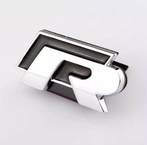 R Grill Badge VW Caddy Golf Polo Etc R Line Decal