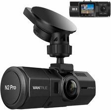 "Vantrue N2 Pro OnDash Dual Dash Cam 1.5"" 1920 x 1080p Uber Infrared Night Vision"