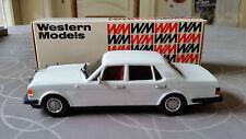 Western Models wp105 Rolls-Royce Silver Spirit  1981 white mint in box