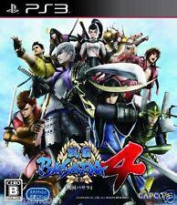 Used PS3 Sengoku BASARA 4 SONY PLAYSTATION 3 JAPAN JAPANESE IMPORT