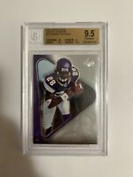 Adrian Peterson BGS 9.5 2007 Upper Deck Premiere Rookie RC Vikings 10 Sub Grade
