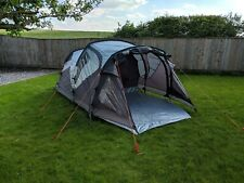 two person berth man extra large family festival QUECHUA 2 XL AIR pop up tent