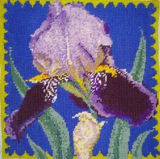 Ehrman Designer Elian McCready Pansy Tulip Iris Tapestry Needlepoint Charts Only