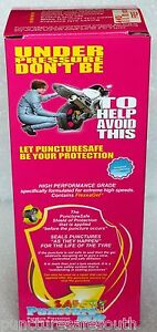 Puncturesafe Tyre Sealant - Ultraseal kit 780ml 11% free tools extras free P&P