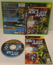 Console Game Gioco Microsoft XBOX PAL Italiano Play Ita - Tron 2.0 Killer App -