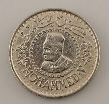 1956 Morocco 500 Francs (VF+) Very Fine Plus Condition