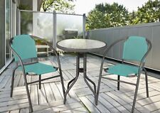 Unbranded Glass Garden & Patio Furniture Sets