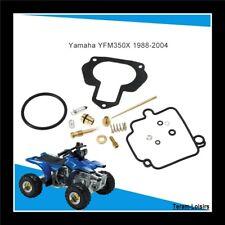Kit de réparation pour Carburateur Quad Yamaha YFM 350 de 1988 à 2004 NEUF