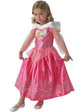 Disfraz Infantil Rubies de amor corazón Dormir Belleza Disfraz-Talla 7-8 años-BNWT-Grande-Aurora