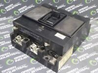 USED Westinghouse G3100 Circuit Breaker 100 Amps 3 Pole 600 VAC