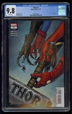 Thor (2020) #7 1st Print Cover A Olivier Coipel CGC 9.8 Blue Label White Pages