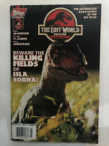 Topps Collectible Comic Book THE LOST WORLD No 3 July 1977 Vol 1