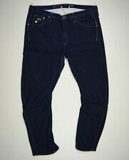G-Star Jeans 'ARC JUKE 3D TAPERED WMN' Dark Aged W34 L34 AU16 US12 Womens