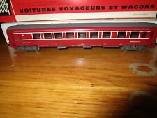 WAGON JOUEF voiture RESTAURANT SNCF 8690 FRENCH CARRIAGE TRAVELLER