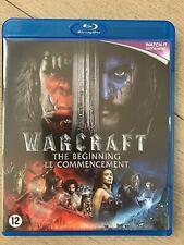 Blu-ray Warcraft The Beginning