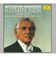 Leonard Bernstein Beethoven: 5SACD Hybrid Ltd Ed, From Japan NEW
