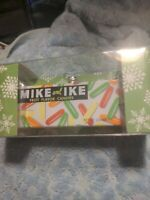 Kurt Adler Mike And Ike Fruit Flavored Candies Christmas Glass Ornament New