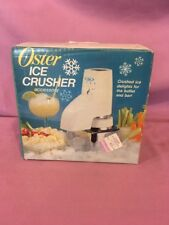 Vintage Oster Icer 435-11 Blender Ice Crusher Attachment New 3