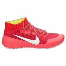 NEW NIKE WOMEN'S FREE HYPERFEEL TRAIL RUNNING GYM SHOES SNEAKERS FUSION RED 9.5
